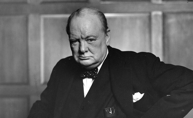 """""""Success is stumbling from failure to failure with no loss of enthusiasm."""" – WinstonChurchill"""