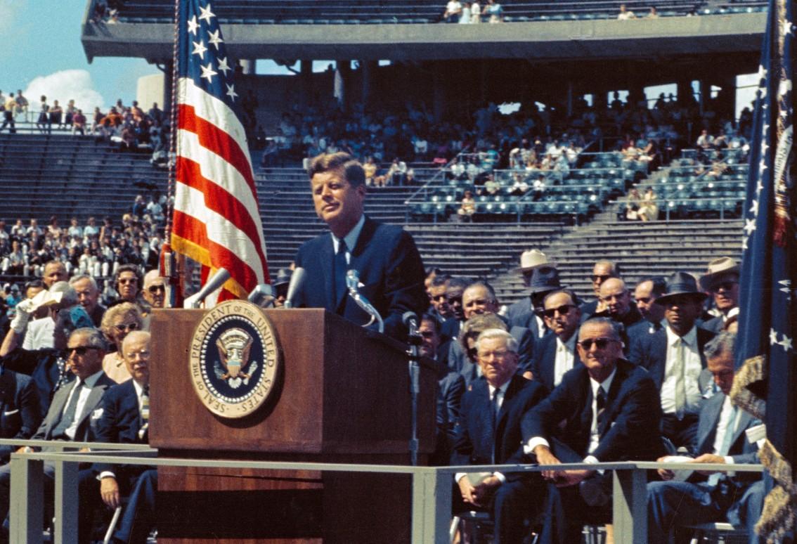 John F. Kennedy, een risicobewusteleider